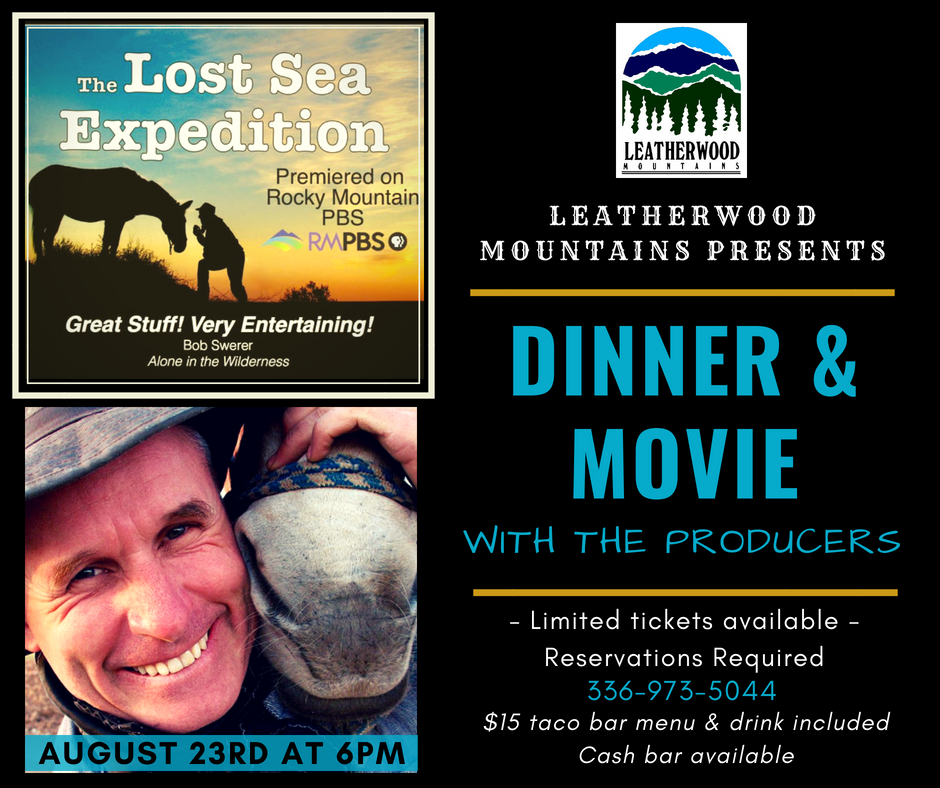 bernie harberts lost sea expedition mule polly tiny house public tv rocky mountain pbs